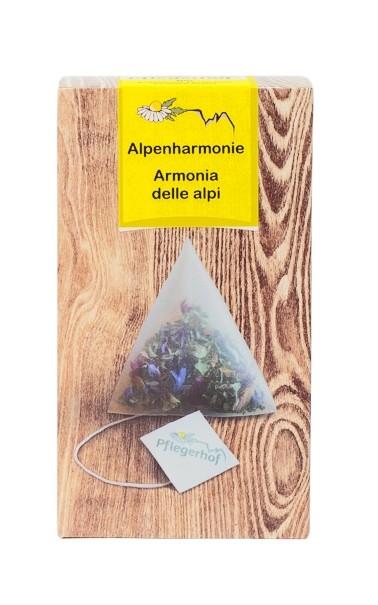 Alpenharmonie Kräuterteepyramiden Pflegerhof BIO 20 g