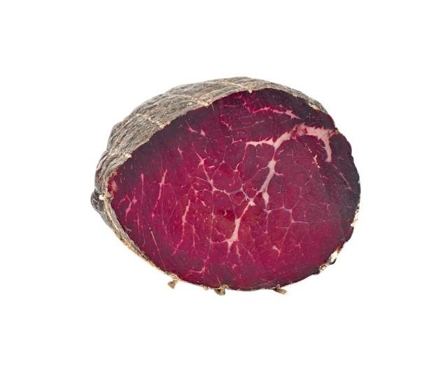 Rindsgeselchtes 340 g Trocker Speck