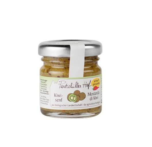 Früchtesenf Kiwi Partschillerhof BIO 45 g