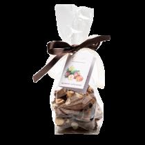 Bruchschokolade Vollmilch mit Haselnuss Oberhöller 100g