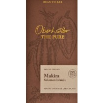 The Pure - Bean to Bar - Schokolade Makira 73% Oberhöller 70g