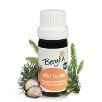 Ätherisches Öl Wild Forest Bergila BIO 10 ml