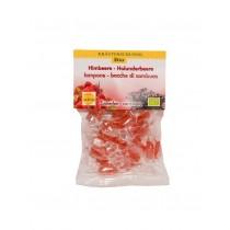 Himbeere-Holunderbeere Zuckerlen Kräuterschlössl BIO 75g