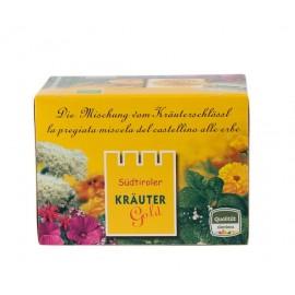 Kräutergold Kräuterteemischung Kräuterschlössl BIO 16,5 g