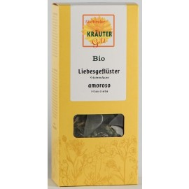 Liebesgeflüster Kräuteraufguss Kräuterschlössl BIO 15 g