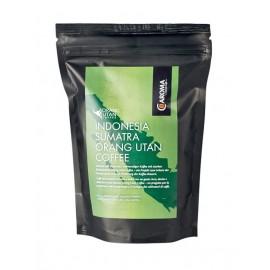 Indonesia Sumatra Orang Utan Coffee Caroma 250g Bohnen