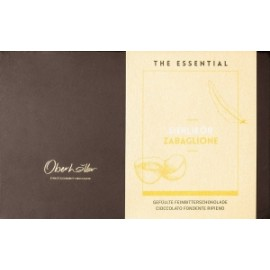 Essential Gefüllte Feinbitterschokolade mit Bombardino Oberhöller 95 g