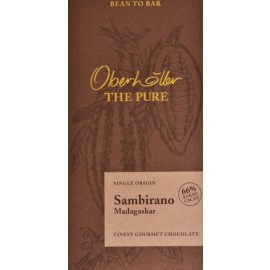 The Pure - Bean to Bar - Schokolade Sambirano 66% Oberhöller 70g