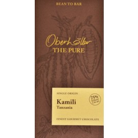 The Pure - Bean to Bar - Schokolade Kamili 75% Oberhöller 70g