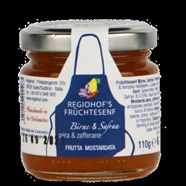 Früchtesenf Birne & Safran Regiohof 110 g