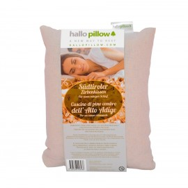Zirbenkissen Hallo Pillow