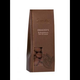 Kakaobohnen Dragees Oberhöller 100g