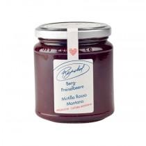 Marmellata di mirtillo rosso | Regiohof 340 g