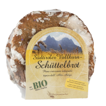Schüttelbrot altoatesino con farina integrale bio | Panificio Oberprantacher 265 g