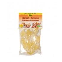 Caramelle allo zenzero e alla curcuma | Kräuterschlössl BIO 75 g