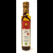 Olio d'oliva con peperoncino Kräuterschlössl BIO 250 ml