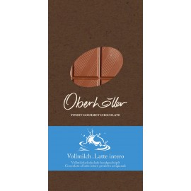 Tavoletta di cioccolato al latte 100 g Oberhöller