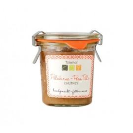 Chutney di pera Pala | Tälerhof 120 g