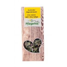 Tè alle erbe alpine altoatesine | Pflegerhof BIO 20 g