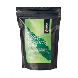 Indonesia Sumatra Orang Utan Coffee | Caroma 250g Chicchi
