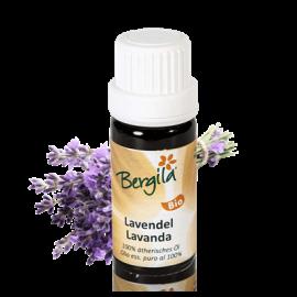 Olio essenziale di lavanda   Bergila BIO 10 ml