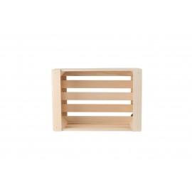 Cassetta di legno piccola