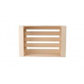 Cassetta di legno media