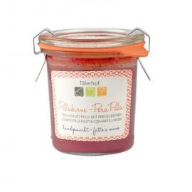 Crema da spalmare di pera Pala con mirtilli rossi | Tälerhof 120 g