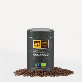Caffè Espresso BIO Organico 250g in grani Alps Coffee