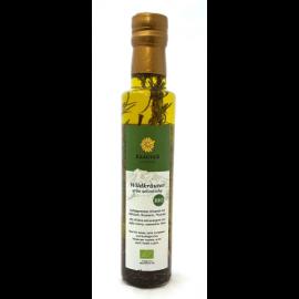 Olio extravergine di oliva con erbe selvatiche | Kräuterschlössl BIO 250 ml