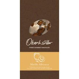 Tavoletta di cioccolato con albicocche 100 g Oberhöller