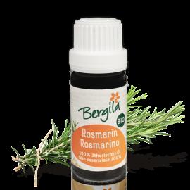 Olio essenziale di rosmarino   Bergila BIO 10 ml