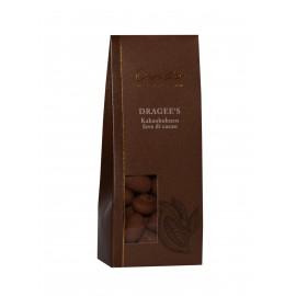 Dragees di fave di cacao Oberhöller 100g