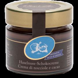 Crema di nocciole e cacao – senza latte 200 g Oberhöller