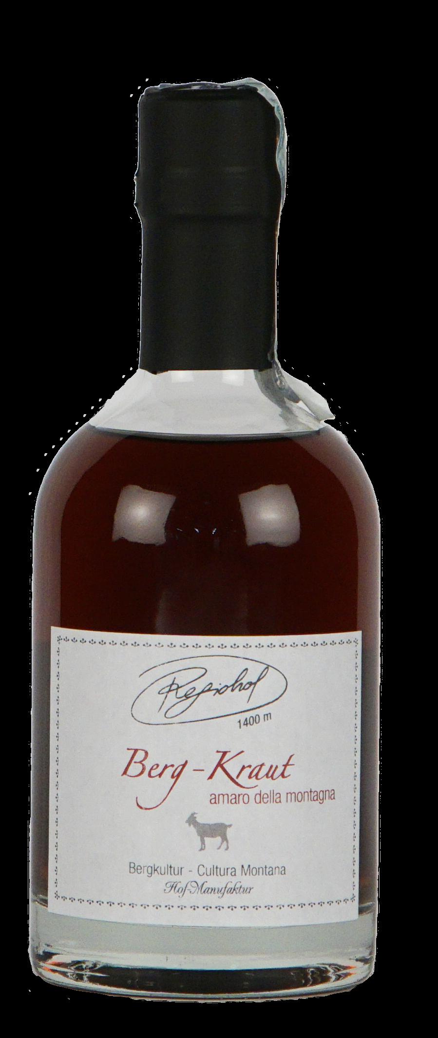 Mountain Herb Schnapps Regiohof 350 ml