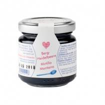 Mountain Blueberry Jam Regiohof 110 g