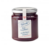 Mountain Cranberry Jam Regiohof 340 g