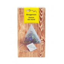 Pflegerhof ORGANIC Berggenuss herbal tea in pyramid bags 20 g