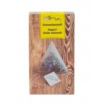 Pflegerhof ORGANIC Dolomitenduft herbal infusion in pyramid bags 20 g