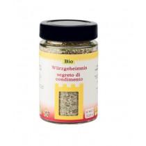 Würzgeheimnis (secret spice blend) Kräuterschlössl ORGANIC 140 g