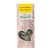 Pflegerhof ORGANIC Winter herbal tea 20 g