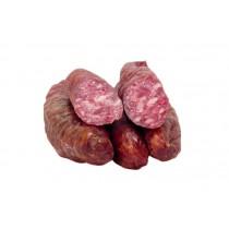 Kaminwurz (South Tyrolean smoked salami) - 4 pieces Metzgerei Stefan butcher shop