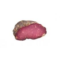 Kaiserspeck (smoked pork rump) 450 g Metzgerei Stefan butcher shop