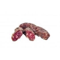Venison kaminwurzen (South Tyrolean smoked salami) - 2 pieces Metzgerei Silbernagl butcher shop