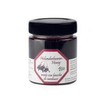 Elderberry-Honey Spread Kräuterschlössl ORGANIC 170 g
