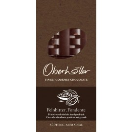 Fine Dark Chocolate 70% Oberhöller 50 g