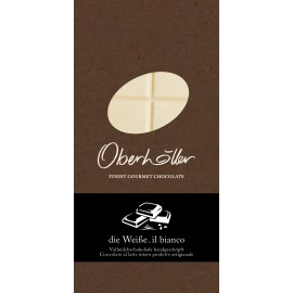 White Chocolate Oberhöller 100 g