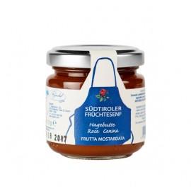 Regiohof Rose hip mustard 110 g