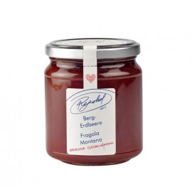 Mountain Strawberry Jam Regiohof 340 g