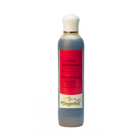 Herbal Hair & Shower gel with Healing Clay Pflegerhof ORGANIC 250 ml
